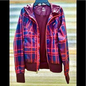 NIKE Woman's Rain Jacket